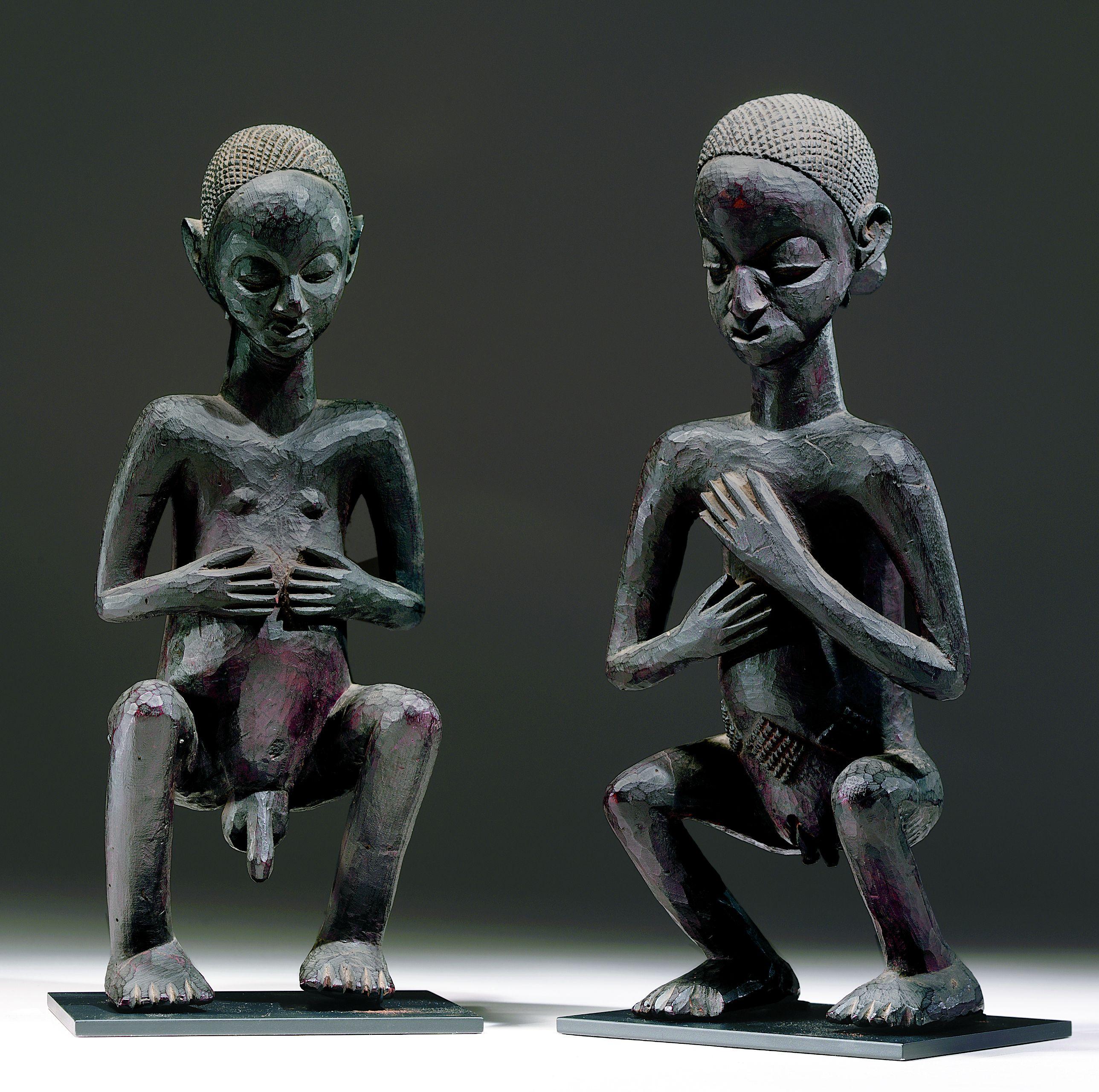 Brill Kanioka figures Kanda-Kanda