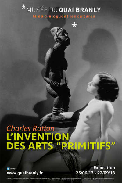 Charles Ratton Quai Branly