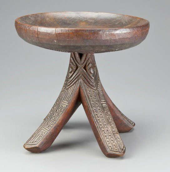 Igbo stool