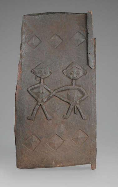 Yoruba door Bonhams