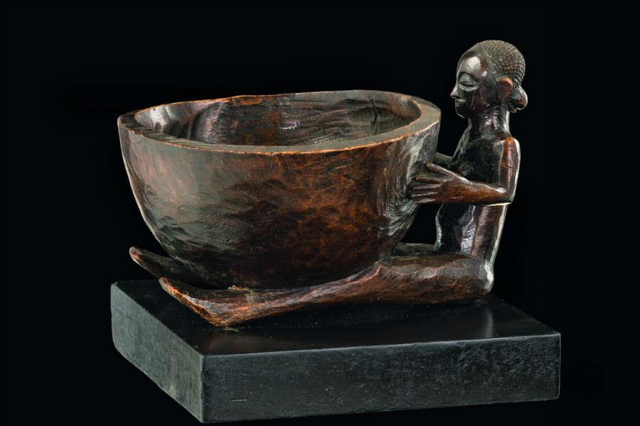 Zemanek Kanyok bowlbearer