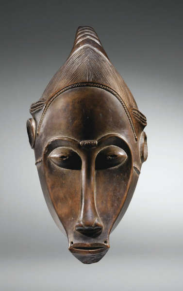 94 Baule mask 644x1024 Auction review: Sotheby's Paris – June 18, 2013 – Part 2