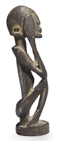 Dogon figure Bartos Christie's