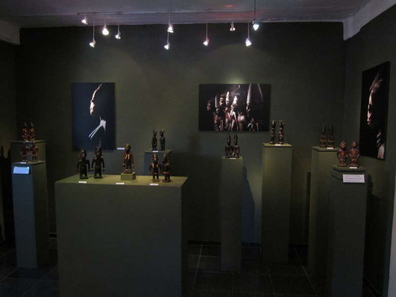 Ere Ibeji exhibition Bruno Claessens