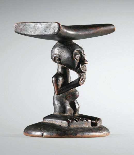 Sothebys 67 Songye neckrest 885x1024 Auction review: Sotheby's Paris – June 18, 2013 – Part 2