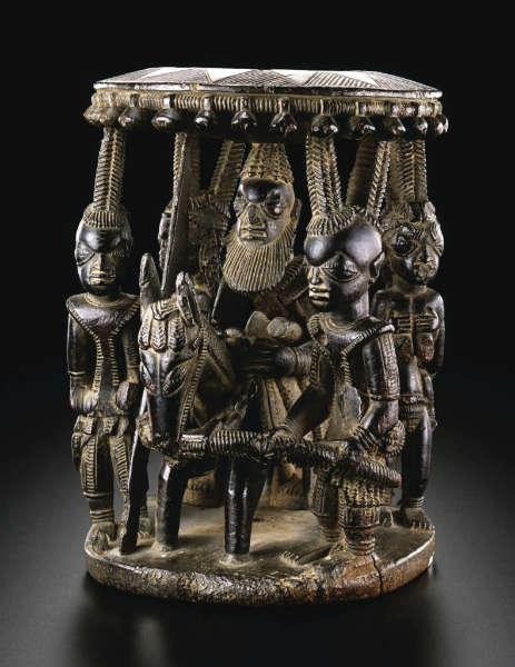 Sotheby's 93 Yoruba bowl Borro