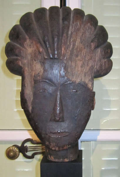 Bamun Head Christie's 1