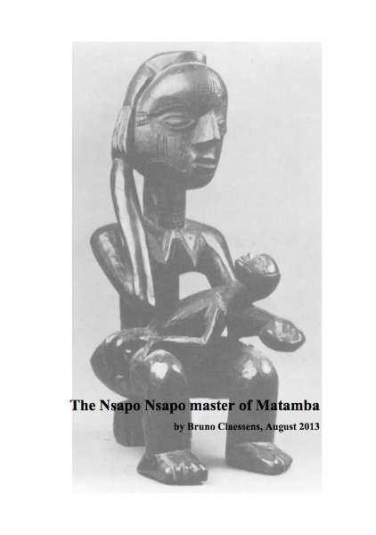 The Nsapo Nsapo master of Matamba