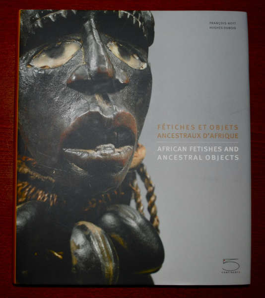 African fetisches and ancestral objects 1