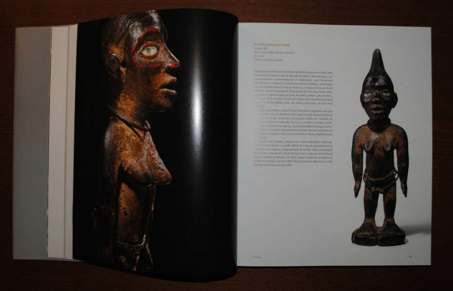 African fetisches and ancestral objects 3