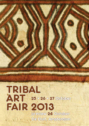 tribal art fair amsterdam 2013