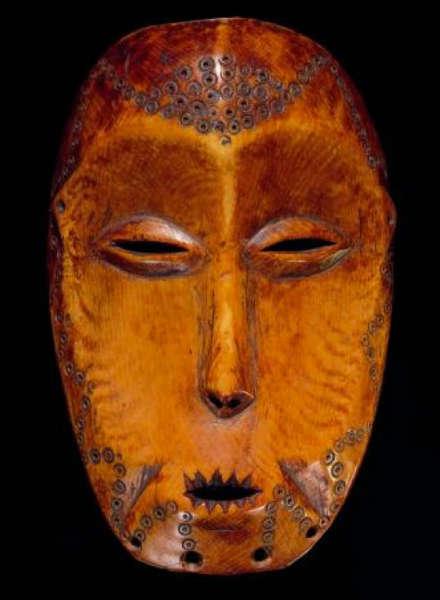 ivory Lega mask Last Fowler