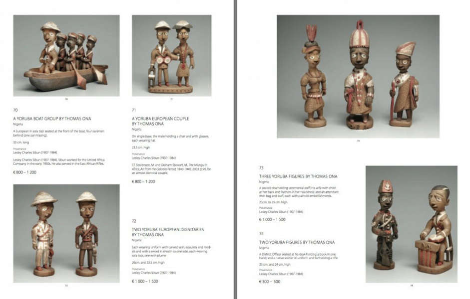 Thomas Ona Lempertz January 2014 1024x653 Thomas Ona, a short biography of a Yoruba carver (ca. 1900–52)