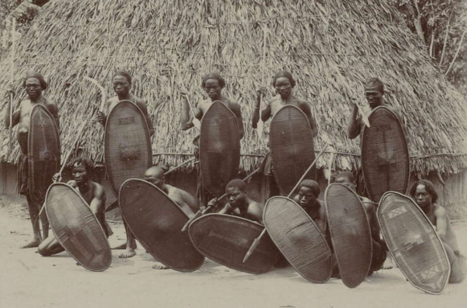 Image courtesy of the National Museum of Ethnology, Leiden.