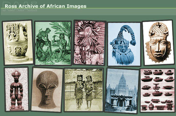 Ross Archive of African Images 1590 - 1920