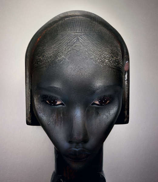 Byeri, 2013. Image courtesy of Ingrid Baars.