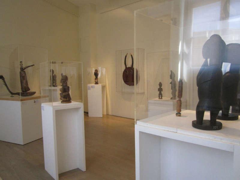 African art Boulogne sur Mer Museum overview 1
