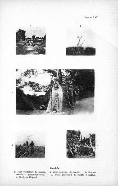 Henri Labouret Les tribus du rameau Lobi 1931