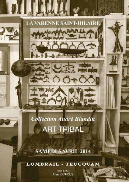 LOMBRAIL - TEUCQUAM André Blandin bronzes