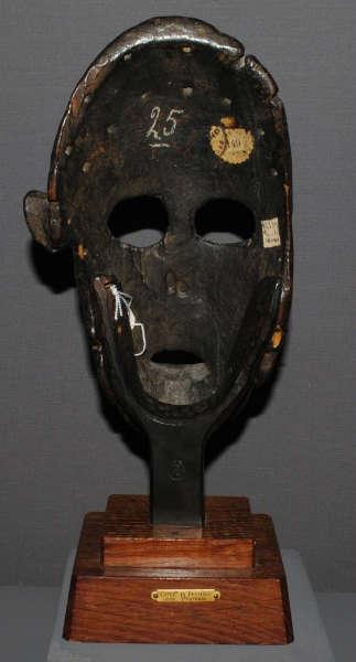 Back Paul Guillaume Dan mask Inagaki base