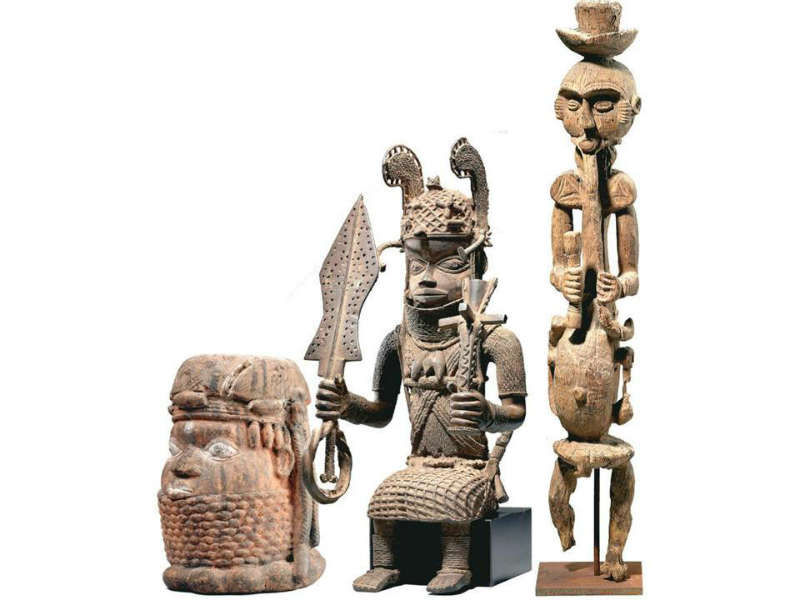 Boston Museum of Fine Arts returns 8 artifacts to Nigeria