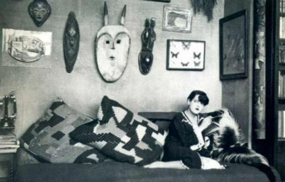 Bouafle mask ches Breton 1924