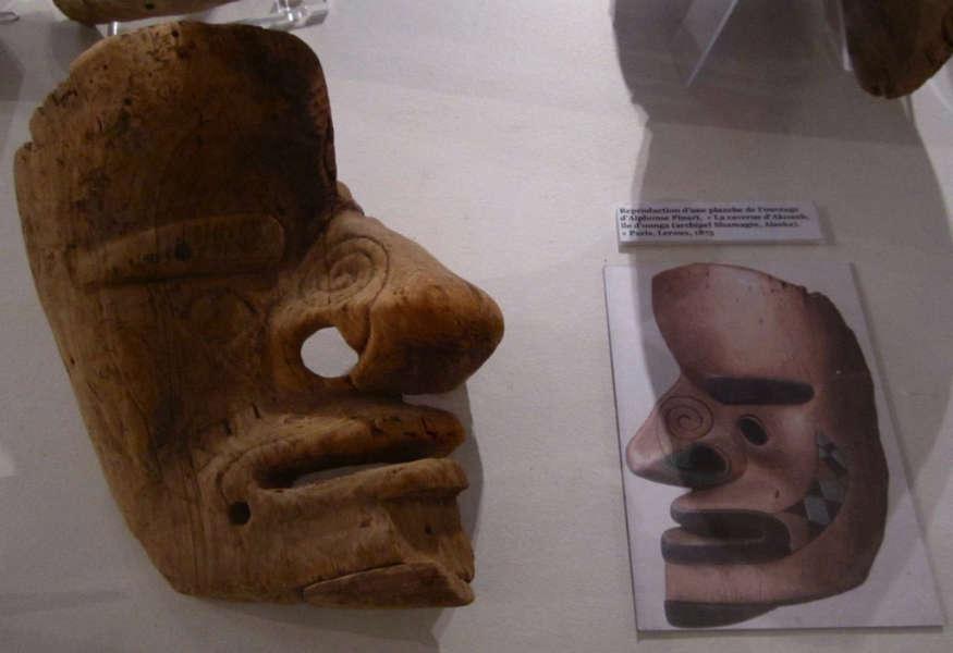 Boulogne-sur-Mer Museum Pinart mask