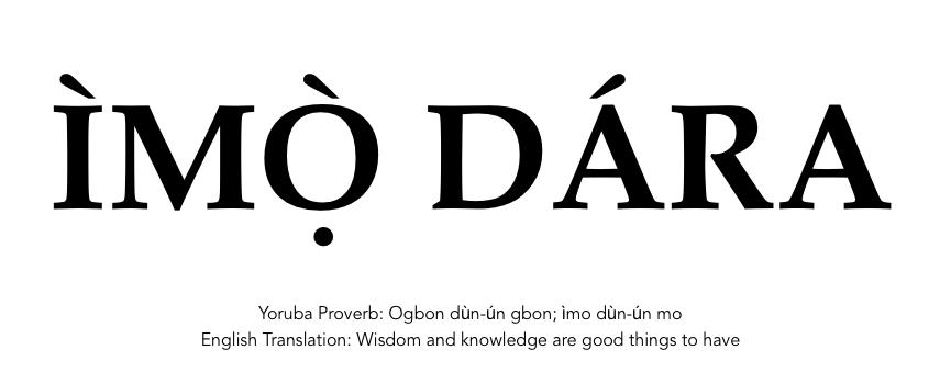 Imo Dara blog Adendike