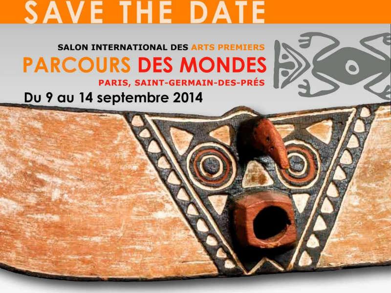 Parcours des Mondes 2014