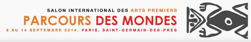 Parcours des Mondes Paris September 2014