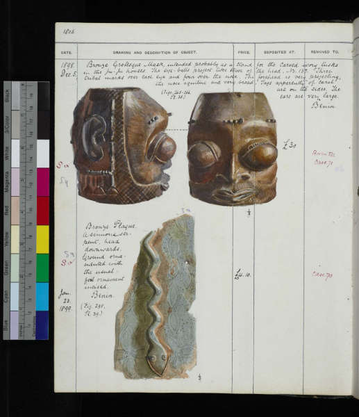 Image courtesy of the Pitt Rivers Museum.