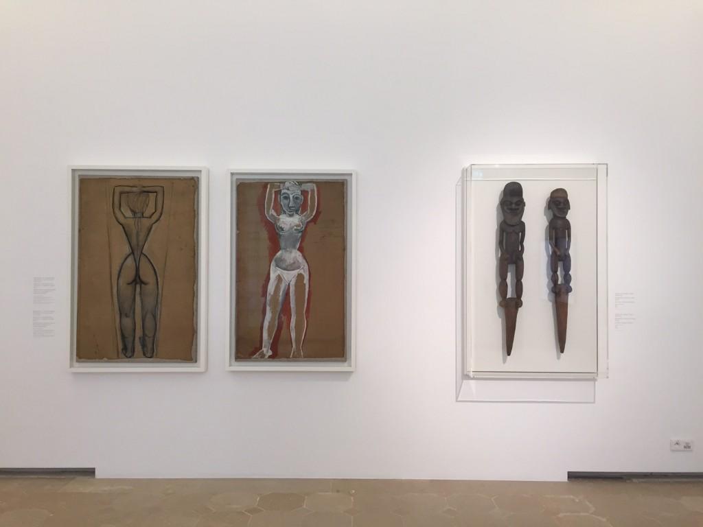 Picasso Museum Paris African and Oceanic Art 1