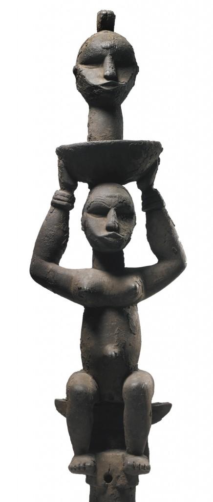 Igbo IbibioEket headdress Myron Kunin collection ogbom 436x1024 Notes on an Igbo headdress from the Myron Kunin Collection