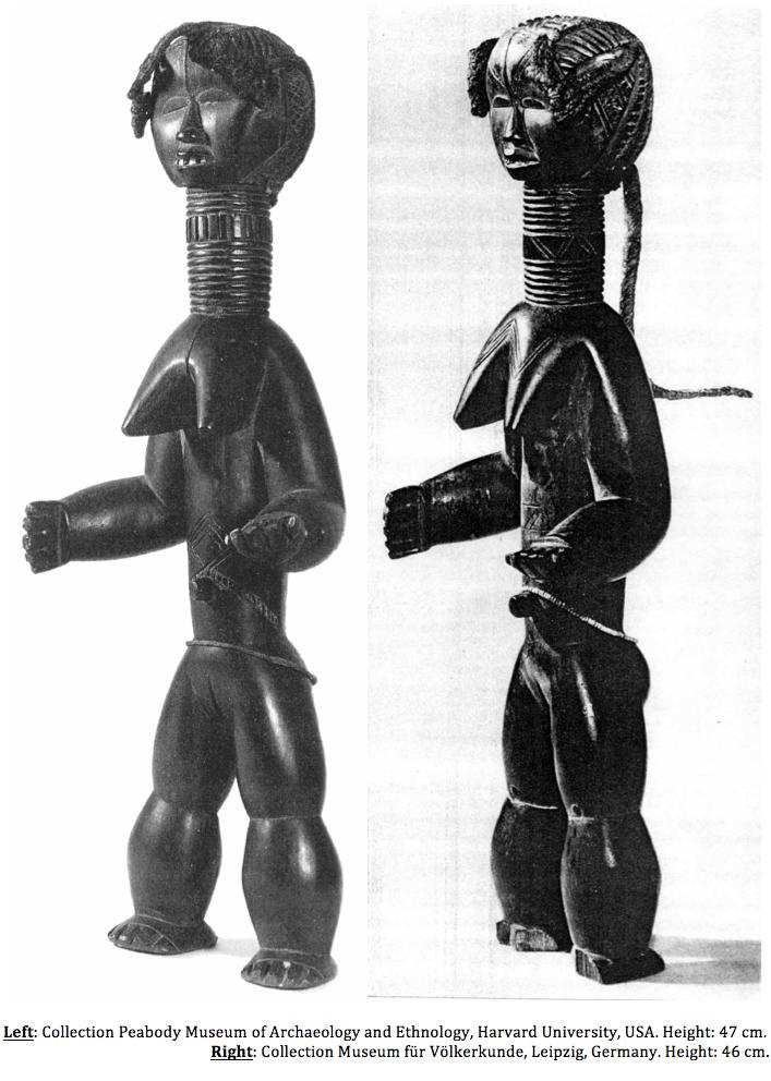 Kran figure Liberia Peabody Leipzig Notes on a Dan figure from the Myron Kunin collection